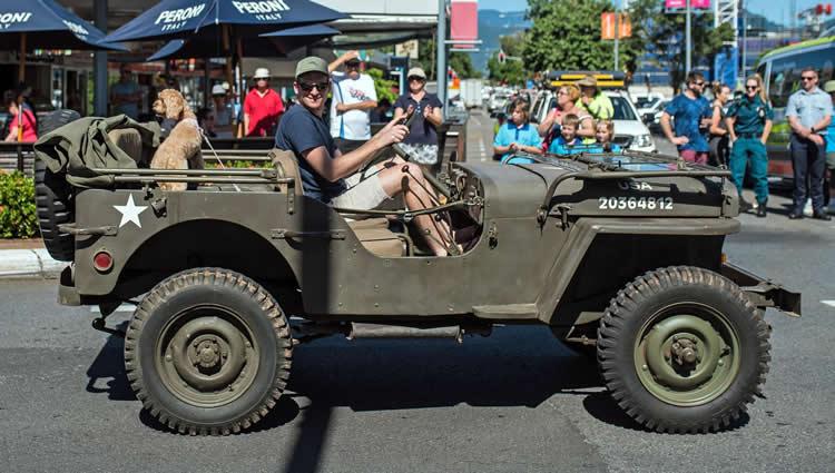 military car insurance uk