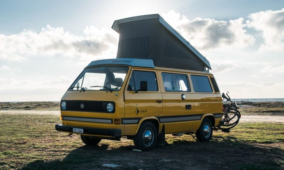 vans to convert into a campervan